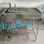 TT029เครื่องล้างขวด+เครื่องล้างถัง