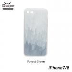 MAOXIN Graffiti Case - Forest Green (iPhone7/8)