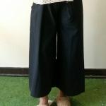 กางเกงผ้าฝ้ายขายาว ส่วน SUP04