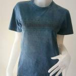 เสื้อยืด100%Cotton ย้อมสีธรรมชาติ TOAN37 Size:S