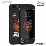 LOFTER Cartoon Full Cover - Mstr Grizzly (iPhone7)