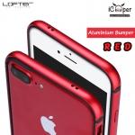 Aluminium Bumper Red Edition