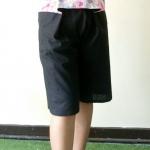กางเกงผ้าฝ้าย 5 ส่วน SUP03