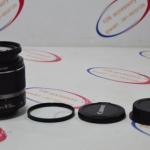 เลนส์ Canon EF-S 18-55mm IS สภาพสวยใสกริ๊บ พร้อมฟิวเตอร์ อดีต ปกศ.