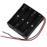 กล่องแบตเตอรี่ 8 x AAA (12V)