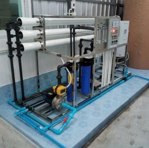 รับติดต้ั้งโรงงานน้ำดื่ม RO 24,000 ลิตร/วัน พร้อมอุปกรณ์ทั้งระบบครบชุด