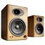 A5+ POWERED SPEAKERS Solid Carbonized Bamboo thumbnail 1