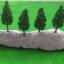 ต้นไม้จิ๋ว (N Z scale) 25 ต้น ขนาด 4.8 ซ.ม. thumbnail 1