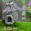 บ้านเรซิ่นเล็ก (5) สีเทา thumbnail 2