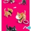 Semk - Kat Key Ring (Pattern Cat) thumbnail 7