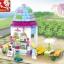 Pink Ice Cream Shop 205 ชิ้น (Sluban) thumbnail 1