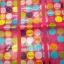 กระเป๋ากระสอบลายการ์ตูน ใส่ของสีสันสวยงาม 65*55*25 cm.กระเป๋าสายรุ้ง ถุงฟาง กระเป๋ากระสอบ ถุงแม่ค้า ราคาส่ง 65บาท thumbnail 5