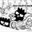 ภาพระบายสี จิ๊กซอว์แบบแผ่น มีถาดรอง 54 ชิ้น พร้อมถาดรอง Sanrio ซานริโอ้ Bad Badtz Maru แบ๊ด แบ๊ดซ์ มารุ thumbnail 1