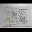 ภาพระบายสี จิ๊กซอว์แบบแผ่น มีถาดรอง 54 ชิ้น พร้อมถาดรอง Sanrio ซานริโอ้ My Melody มาย เมโลดี้ thumbnail 2