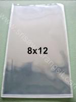 ถุงแก้ว 8x12 นิ้ว