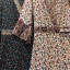 MD0014 เสื้อผ้าแฟชั่นเกาหลี เดรสเกาหลี เดรสยาว เดรสแฟชั่น แม็กซี่เดรส Maxidress ลายดอก Maxi Dress thumbnail 5