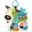 ตุ๊กตาโมบายเสริมพัฒนาการ ห้อยรถเข็น คาร์ซีท เเบรนด์ SKK Baby มาตรฐานส่งออกยุโรป thumbnail 12