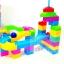 JKP Toys ของเล่นเสริมพัฒนาการ DIY บล็อค 68 ชิ้น thumbnail 3