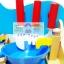 JKP Toys ของเล่นไม้เสริมพัฒนาการ เซทเชุดครัวมินิพร้อมเตาอบ + หั่นผัก ผลไม้ thumbnail 3