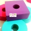 ของเล่นไม้เสริมพัฒนาการ สวมหลักสอนสีเเละรูปทรง 8 ชนิด thumbnail 4