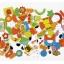 ของเล่นเสริมพัฒนาการ ของเล่น ของเล่นไม้ชุดกระดานเเม่เหล็กเเละกระดานดำชุด Happy Animal Farms thumbnail 7
