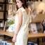 DS0022 เสื้อผ้าแฟชั่น เสื้อผ้าเกาหลี เสื้อผ้าแฟชั่นเกาหลี เดรสเกาหลี เดรสทำงาน แซก ชุดเดรส เดรสน่ารัก เดรสสั้น เดรส Dress thumbnail 2