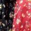 TP0012 เสื้อผ้าแฟชั่น เสื้อผ้าเกาหลี เสื้อเปิดไหล่ (สม็อคไหล่,เอว ) เสื้อแขนตุ๊กตา thumbnail 3