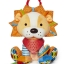 ตุ๊กตาโมบายเสริมพัฒนาการ ห้อยรถเข็น คาร์ซีท เเบรนด์ SKK Baby มาตรฐานส่งออกยุโรป thumbnail 10