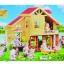 บ้านตุ๊กตากระต่าย 2 ชั้น Happy Family thumbnail 4