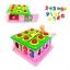 กล่องไม้บล็อคหยอดตัวเลข+ค้อนทุบลูกบอล 9 ช่อง thumbnail 1