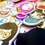 กระดานเเต่งตัวตุ๊กตา +กระดานเเม่เหล็กเเละกระดานดำชุด Happy Baby thumbnail 5