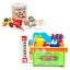 JKP Toys ของเล่นไม้เสริมพัฒนาการ เซทเชุดครัวมินิพร้อมเตาอบ + หั่นผัก ผลไม้ thumbnail 1