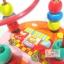 ของเล่นไม้เสริมพัฒนาการ ขดลวดฝึกสมาธิเล็ก สีส้ม thumbnail 3
