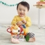 ตุ๊กตาโมบายเสริมพัฒนาการ ห้อยรถเข็น คาร์ซีท เเบรนด์ SKK Baby มาตรฐานส่งออกยุโรป thumbnail 11