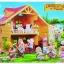 บ้านตุ๊กตากระต่าย 2 ชั้น Happy Family thumbnail 3