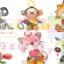 ตุ๊กตาโมบายเสริมพัฒนาการ ห้อยรถเข็น คาร์ซีท เเบรนด์ SKK Baby มาตรฐานส่งออกยุโรป thumbnail 1