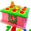 กล่องไม้บล็อคหยอดตัวเลข+ค้อนทุบลูกบอล 9 ช่อง thumbnail 3
