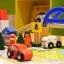 โปรโมชั่น บล็อกไม้สร้างถนนเเละสวนหย่อม ชุด Rail Overpass 40 ชิ้น ขนาดกล่อง 24*32*6 เซนติเมตร thumbnail 8