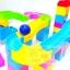 JKP Toys ของเล่นเสริมพัฒนาการ DIY บล็อค 68 ชิ้น thumbnail 2
