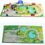 โปรโมชั่น บล็อกไม้สร้างถนนเเละสวนหย่อม ชุด Rail Overpass 40 ชิ้น ขนาดกล่อง 24*32*6 เซนติเมตร thumbnail 2