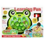 ของเล่นเสริมพัฒนาการเกมส์ตีกบเสริมพัฒนาการ Super Frog Game