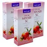 Miyabi SC มิยาบิ เอสซี สุดยอดแห่งคอลลาเจน ผิวกระจ่างใส เปล่งปลั่ง ส่งฟรี ซื้อ 6 กล่องราคา 650 บาท