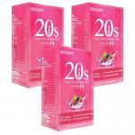 Beautina 20s Colly Plus Collagen Q10 อาหารผิว สูตร Anti-Aging ระดับ พรีเมียม ส่งฟรี ซื้อ 6 กล่อง ราคา 2000 บาท