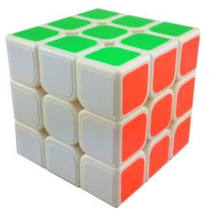 MoYu GuanLong 3x3x3 56mm White Speed Cube