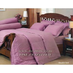 ชุดเครื่องนอน ชุดผ้าปูที่นอน สีพื้น ยี่ห้อ เจสสิก้า สีลาเวนเดอร์ Lavender