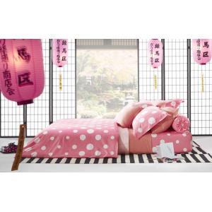 ชุดเครื่องนอน ผ้าปูที่นอน LotusImpression Print รุ่นLI 037B