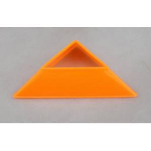 ที่ตั้งรูบิคสีส้ม Rubik Stand Orange