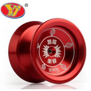YJ Yoyo Fire Metal แดง