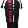 ชุดปั่นจักรยานแขนสั้น GIANT SIZE XL