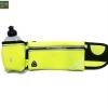 กระเป๋าคาดเอววิ่ง กันน้ำ สีเขียว ใส่ขวดน้ำ แถมขวดน้ำ 300cc 1 ขวด